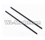 MJX-F49-parts-17 Support pipe(2pcs)